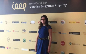 Выставка-конфереция International Education Emigration and Property Expo